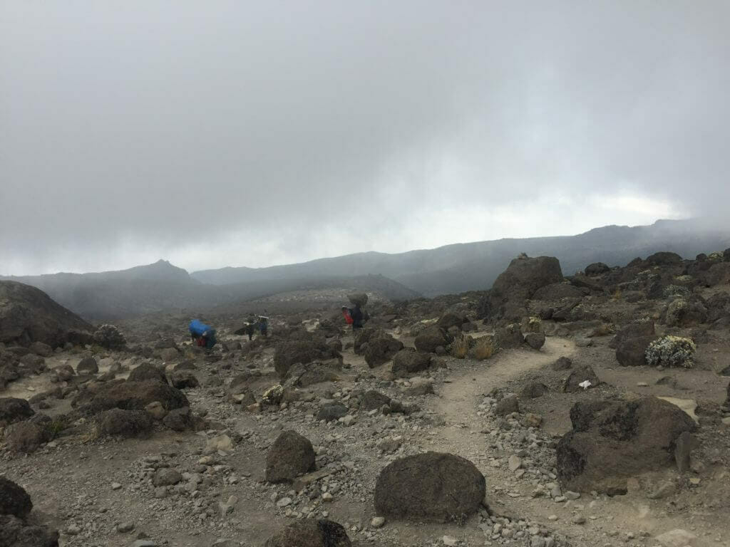 Kilimanjaro Karanga Camp
