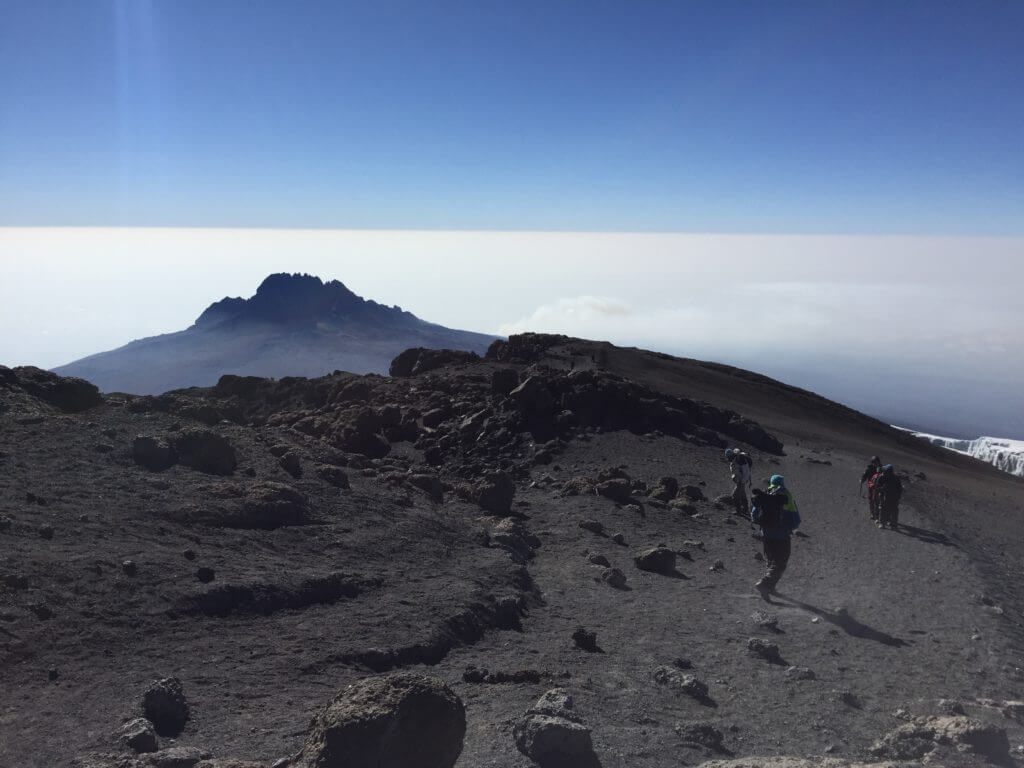 Stella Point to Uhuru Peak