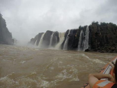 Iguazzu Falls, River, Argentina, Nautical Adventure