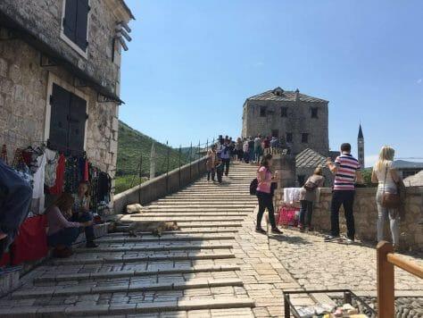 Old Bridge path, Mostar