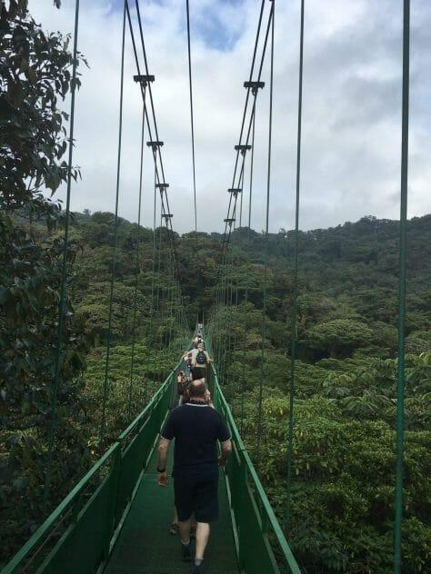 Selvatura hanging bridges park, Costa Rica
