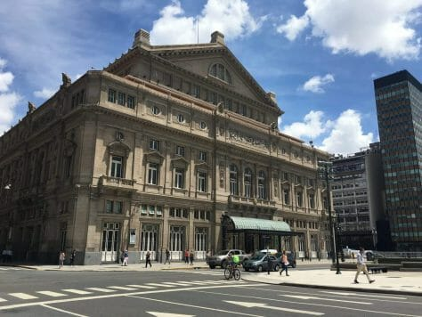 Buenos Aires Opera Hous, teatro colon buenos aires