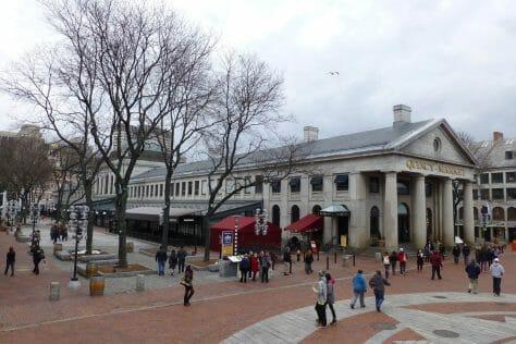 Boston Marketplace, Quincy Market