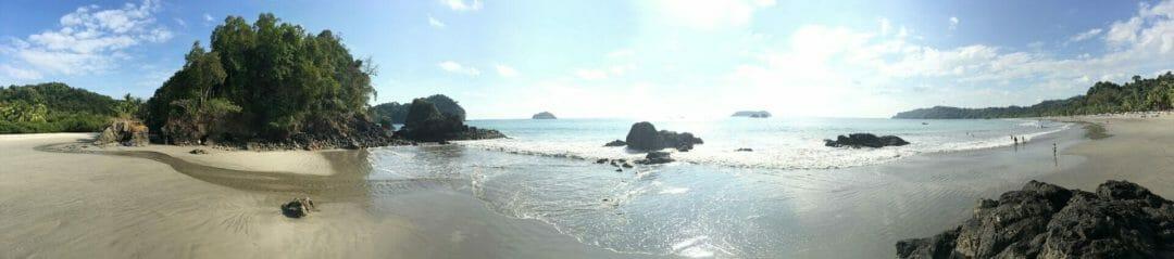 Quepos beach, stunning beach Quepos, Costa Rica beaches