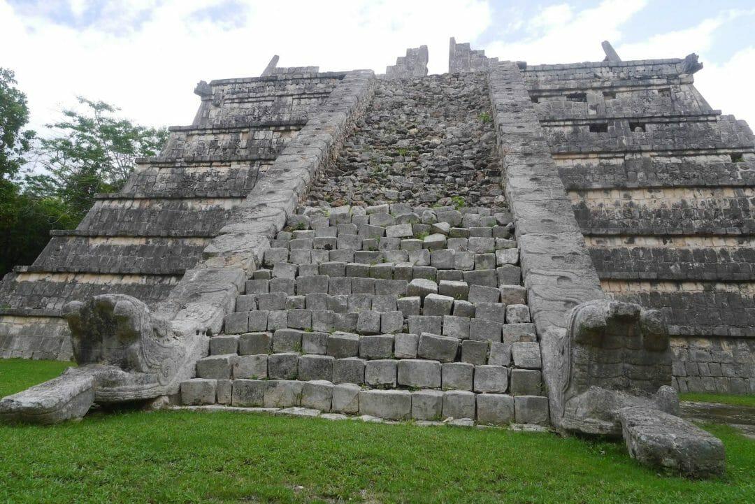 osario temple chicen itza