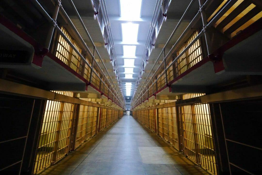 alcatraz general population, empty Alcatraz, Alcatraz behind scenes